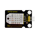 رخيصةأون حساسات-keyestudio dht22 درجة الحرارة والرطوبة الاستشعار