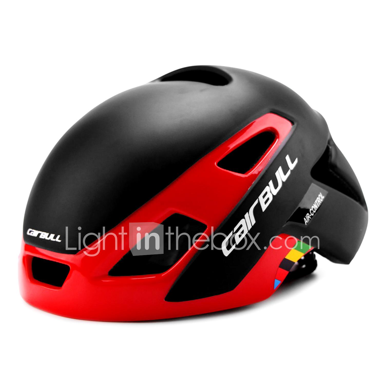 4489e69813093 CAIRBULL Casco Casco de bicicleta 10 Ventoleras CE EN 1077 Ciclismo Casco  Aerodinámico Utra ligero (