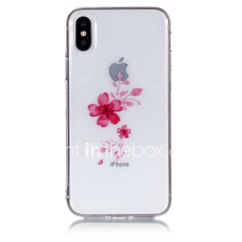 coque iphone xr avec une fleur gars