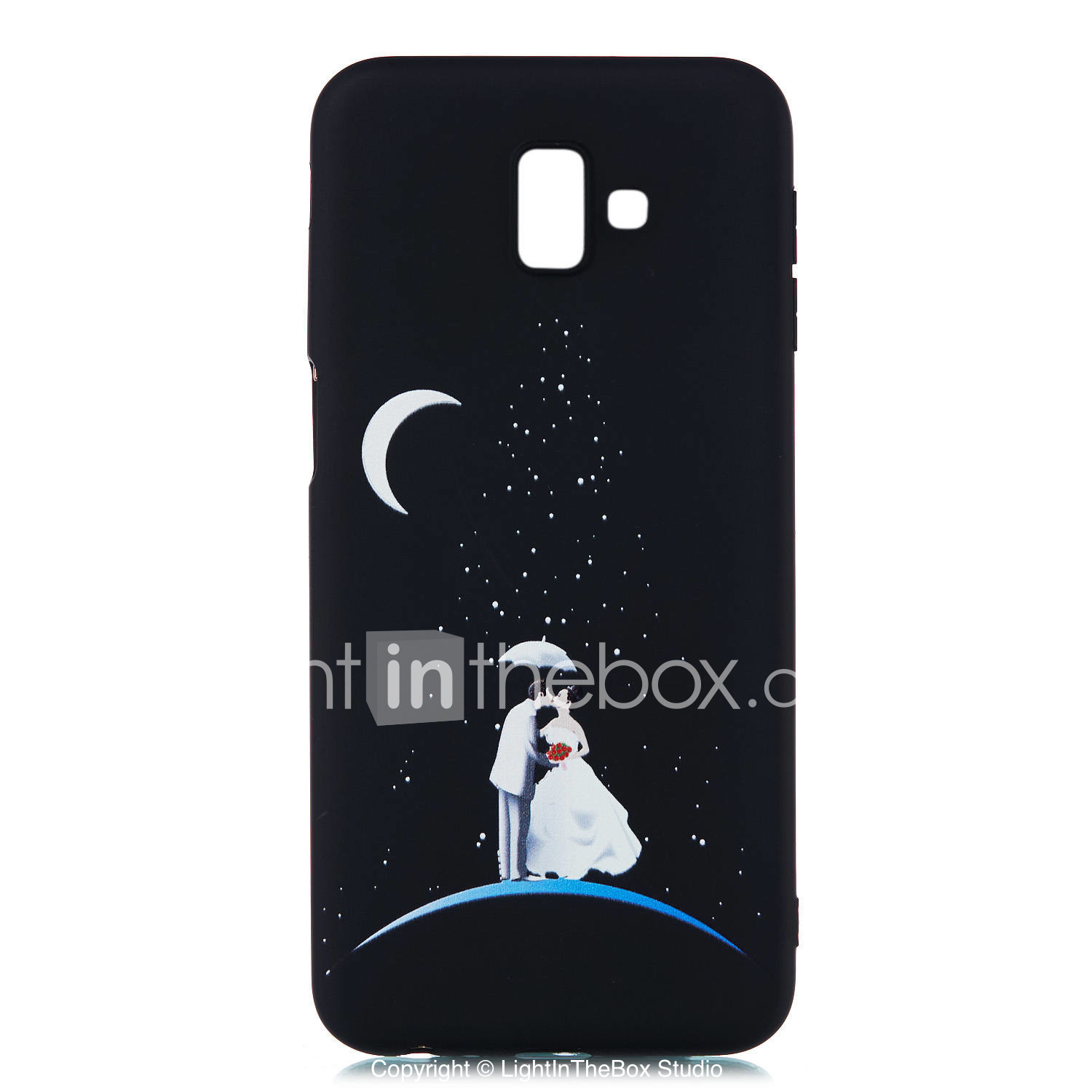 Case For Samsung Galaxy J8 (2018) / J7 Prime / J7 (2017) Frosted