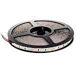 billiga -1x5M Flexibla LED-ljusslingor 300 lysdioder 5730 SMD Varmvit / Kallvit Klippbar / Vattentät / Dekorativ 12 V 1st / Självhäftande