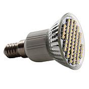 2800 lm E14 GU10 E26/E27 LED-spotpærer PAR38 60 leds SMD 3528 Varm hvit Naturlig hvit AC 220-240V
