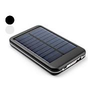 Para Batería externa del banco de potencia 5 V Para # Para Cargador de batería Carga Solar LED / Li-polímero / Universal