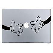 """palm mønster beskytte klistres for 11 """"13"""" 15 """"MacBook Air pro"""