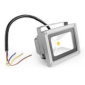 3000lm Focos LED 1 Cuentas LED LED Integrado Blanco Cálido 85-265V