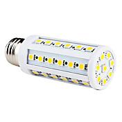 9W 200-300 lm E26/E27 LED 콘 조명 T 44 LED가 SMD 5050 따뜻한 화이트 AC 220-240V