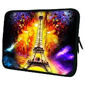 Torre Eiffel Laptop Sleeve Funda para MacBook Air Pro / HP / Dell / Sony / Toshiba / Asus / Acer