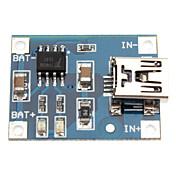 USB 3.7V módulo de carga Li-ion/polymer (1A)
