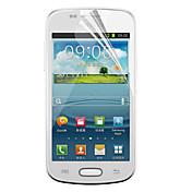 Protector de pantalla Samsung Galaxy para PET Protector de Pantalla Frontal Alta definición (HD)