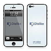 """El Código Da ™ Skin para el iPhone 4/4S: """"No me gusta en Facebook"""", de Steven Lin (Serie Creativo)"""