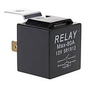 80A 5-Pin bil strøm Relay (12V DC)