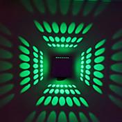 Moderno/Contemporáneo Para Metal Luz de pared 90-240V 3W