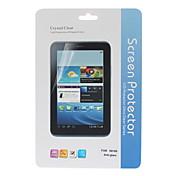 Protector antideslumbrante de la pantalla con el paño de limpieza para Samsung Galaxy Note N5100 8.0