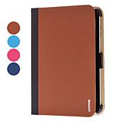 Etui Til Apple Heldekkende etui Helfarge PU Leather til iPad Mini 3/2/1