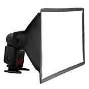 Caja de luz para flash flash 30x20cm Lambency cubierta de la caja del difusor suave