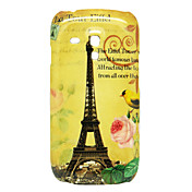 Para Samsung Galaxy Note IMD / Diseños Funda Cubierta Trasera Funda Torre Eiffel Policarbonato Samsung Note 2