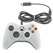 Controller Game Pad USB Wired for Microsoft Xbox 360 y PC delgada de Windows