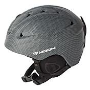 MOON 스키 헬맷 남성용 여성용 남여 공용 스노우 스포츠 겨울 스포츠 스키 스노우보드 하프 쉘 CE