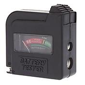 zw-860 1.2v / 1.5v / 9v mini analog batteri strømnivå tester høy kvalitet
