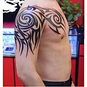 Tatuaje temporal a prueba de agua 1 PC (27cm * 20.3cm)