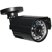 CCTV hd 24ir 900tvl cmos ir-cut dag / natt vanntett hjem sikkerhet kamera med brakett