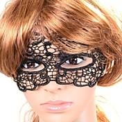 Karneval Maske Unisex Halloween Festival / høytid Halloween-kostymer Ensfarget Blonder
