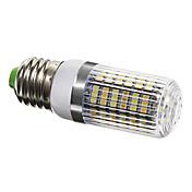6W G9 / GU10 / E26/E27 LED 콘 조명 T 120 SMD 3528 420 lm 내추럴 화이트 AC 220-240 V