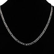 남성용 체인 목걸이 합금 의상 보석 보석류 제품 일상 크리스마스 선물
