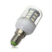 e14 led 스포트 라이트 27 smd 5730 450-500lm 따뜻한 흰색 차가운 흰색 2800-3000k / 6000-6500k ac 220-240v