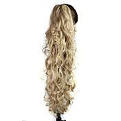 Coletas Pedazo de cabello La extensión del pelo Diario