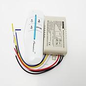 1 unidad de luz de noche controlada por control remoto llevó la luz de noche usb-5v de alta calidad
