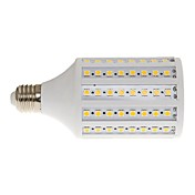 20W 2000 lm E26/E27 LED-kornpærer T 102pcs leds SMD 2835 Varm hvit Kjølig hvit AC 220-240V