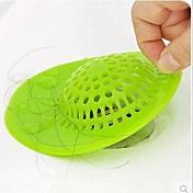 Rejillas de Drenaje Inodoro / Bañera / Ducha Plástico Múltiples Funciones / Ecológico