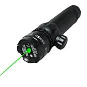 LT-1008 녹색 레이저 포인터 (2MW, 532nm로, 1x16340, 블랙)