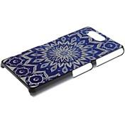 caso duro del patrón de flor de la PC y sostenedor del teléfono para sony xperia z3 z3 compacto Mini /