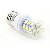 3W 300-350 lm E26/E27 LED-kornpærer T 27 leds SMD 5050 Kjølig hvit AC 85-265V