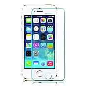 Skjermbeskytter Apple til iPhone 6s iPhone 6 iPhone SE/5s Herdet Glass 1 stk Skjermbeskyttelse Eksplosjonssikker 2,5 D bøyd kant