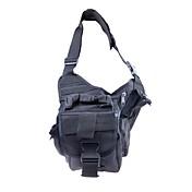 <30 L 슬링 & 메신저 백 / 어깨에 매는 가방 / 벨트 파우치 캠핑 & 하이킹 / 등산 / 레저 스포츠 / 여행 / 사이클링 야외 / 레저 스포츠 방수 블랙 나이론