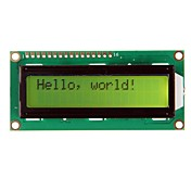 아두 이노에 대한 geeetech IIC / I2C / TWI (1602) 시리얼 LCD 모듈 디스플레이