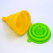 El plastico Múltiples Funciones para líquido embudo