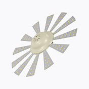 8A Lighting 3000 lm Luces de Techo 150 leds SMD 2835 Decorativa Blanco Cálido Blanco Fresco AC 220-240V
