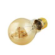 40W E26/E27 Bombillas de Filamento LED leds Decorativa Blanco Cálido 3200lm 3000K AC 110-130V