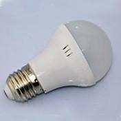 1pc E27 Bulbos de bola Blanco Cálido Blanco Fresco K AC 220-240V V