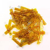 película ntc mf5b termistor tipo de parche 100k 1% b 3950 de largo 25mm