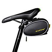 CoolChange 4 L Bolsa para Guardabarro Impermeable, A Prueba de Humedad, Listo para vestir Bolsa para Bicicleta TPU Bolsa para Bicicleta Bolsa de Ciclismo Ciclismo / Bicicleta