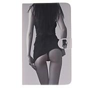 Etui Til Tab S 10.5 Tab S 8.4 Samsung Galaxy Tab A 9.7 Samsung Galaxy Etui Kortholder Lommebok med stativ Flipp Mønster Heldekkende etui