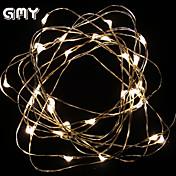 luz de cadena de alambre de cobre ligero gmy