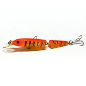 1pc stk Hard Agn Elritse Sluk Elritse Hard Lokkemat Hard Plastikk Søfisking Ferskvannsfiskere Bass Fiske