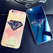 Etui Til iPhone 6s Plus iPhone 6 Plus Apple iPhone 6 Plus Bakdeksel Myk TPU til iPhone 6s Plus iPhone 6 Plus