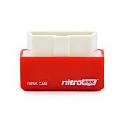 2016 새로운 도착 디젤 nitroobd2 칩 튜닝 상자 플러그와 디젤 드라이브 인터페이스
